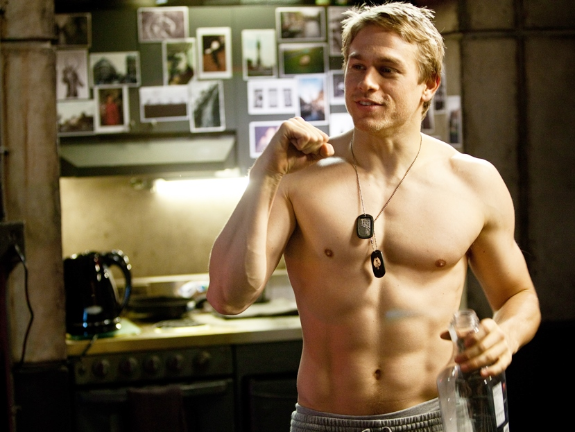 Interview Mit Charlie Hunnam