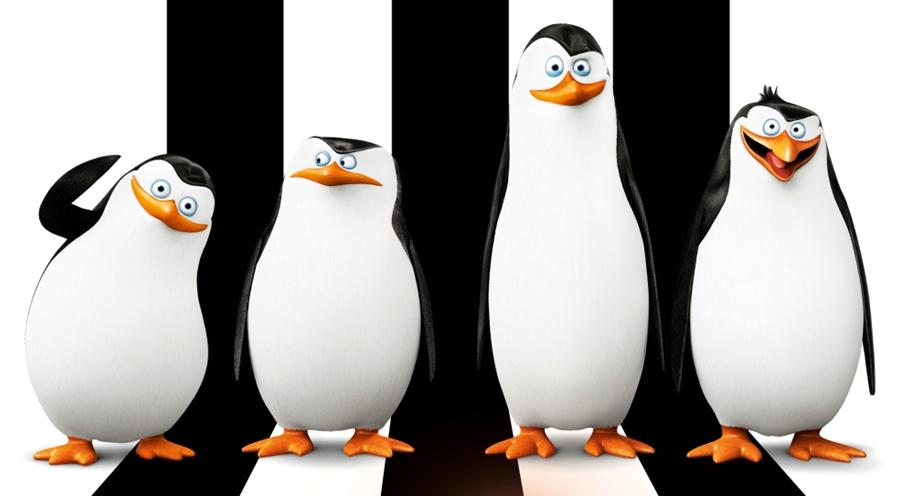 Die Pinguine Aus Madagascar Der Film