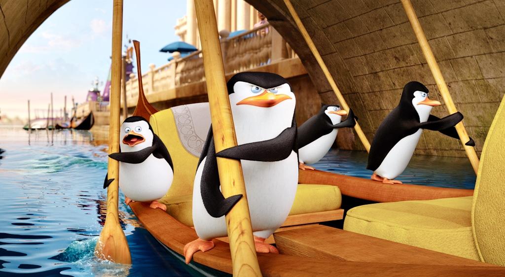 Madagascar Pinguine Kino