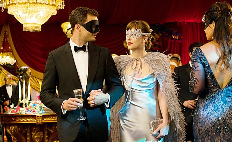 Fifty Shades Of Grey Gefährliche Liebe Info Trailer Kinos