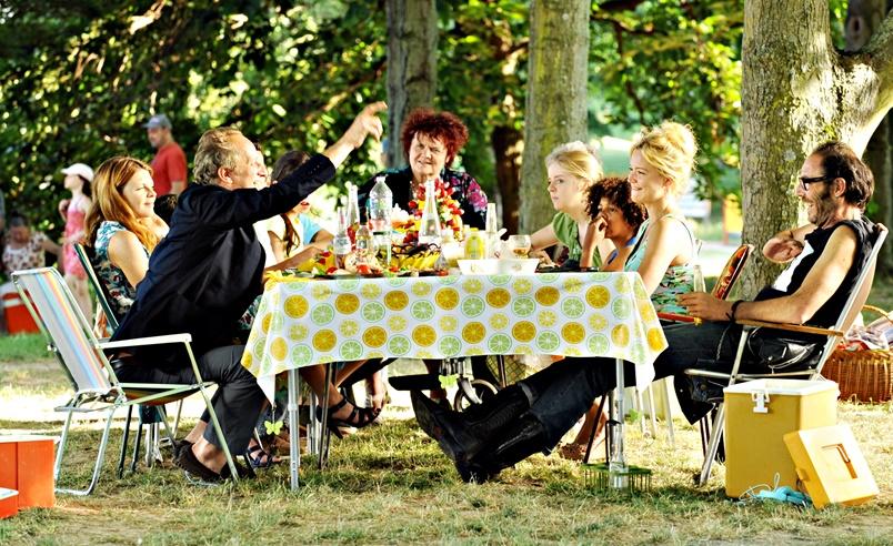 Französische Familie Film