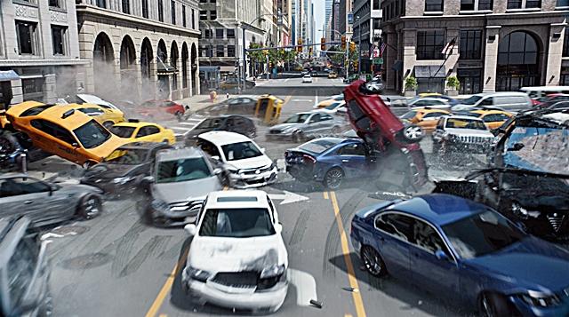 Driverless Car Singapore Accident
